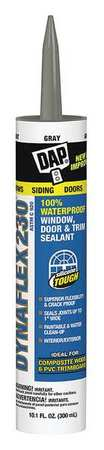 Sealant, 10.1 oz, Gray