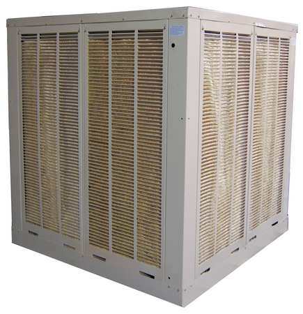 14000/21000 cfm Ducted Evaporative Cooler,  115V