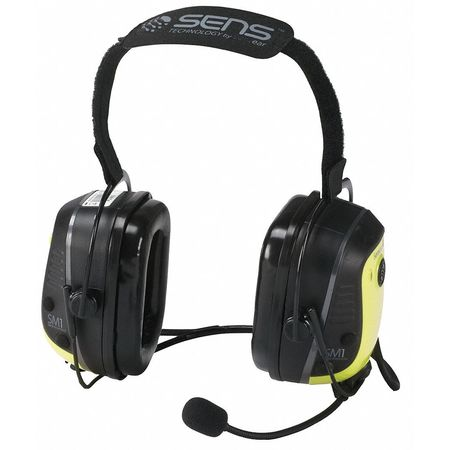 Headset,  Two Way,  Over Ear