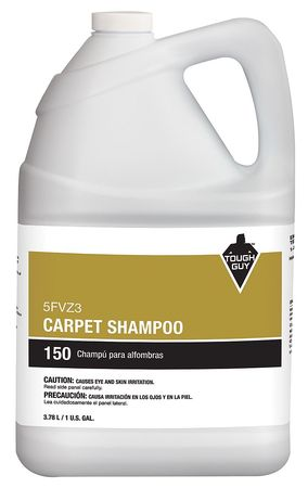 Carpet Shampoo, 1 gal., Fruity Floral