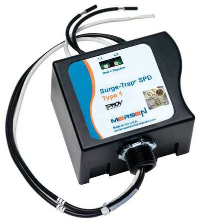 Surge Protection Device, 1 Phase, 120/240V
