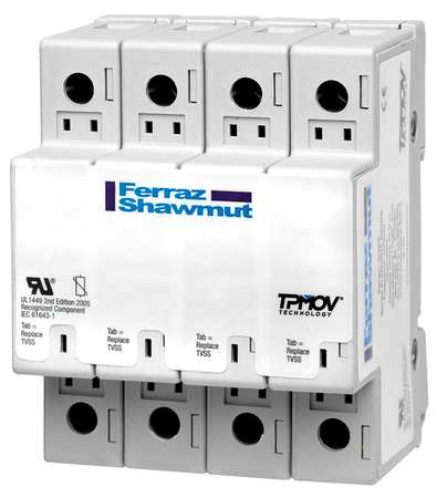 Surge Protection Device, 3 Phase, 277/480V