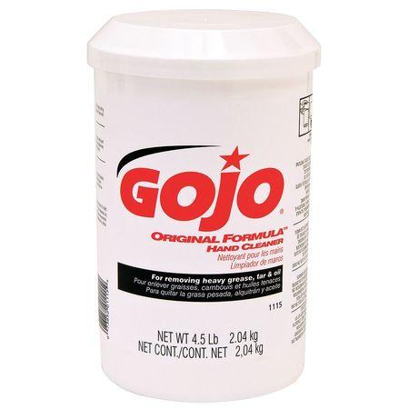 GOJO Hand Cleaner, Fragrance Free, PK6