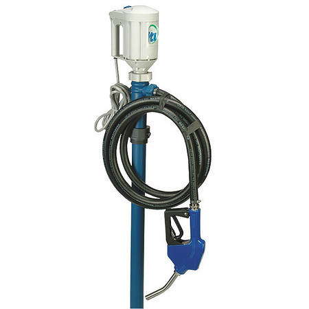 Drum Pump, 115VAC, 4/5 HP, 60 Hz