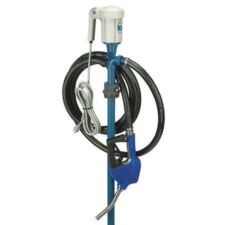 Drum Pump, 115VAC, 1/3 HP, 60 Hz
