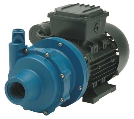 "1/4 HP Polypropylene Magnetic Drive Pump 115V 1"" FNPT"
