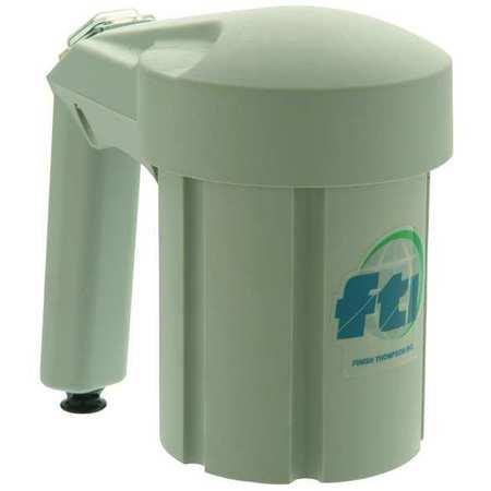 Drum Pump Motor, Splashproof Encl,  1/3 HP