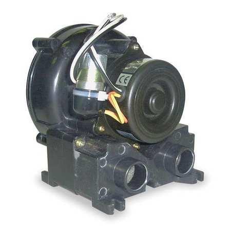 Regenerative Blower, 0.05 HP, 17.7 CFM