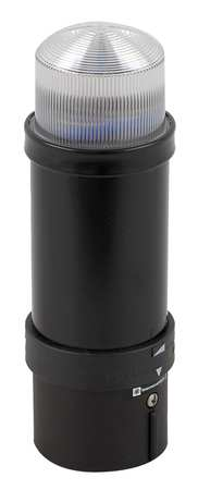 Tower Light, 70mm, Strobe, 24VAC/VDC, Clear