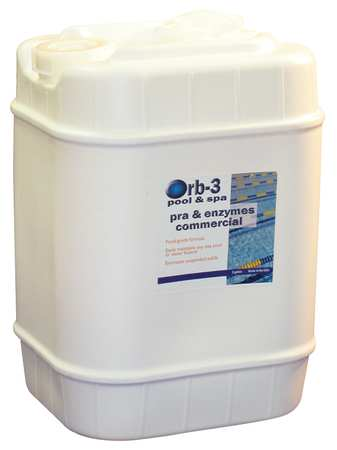 Concentrated PRA and Enzymes Pools, 5 gal
