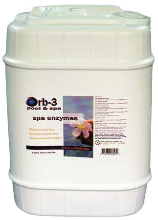 Concentrated Spa Enzymes, 5 gal.