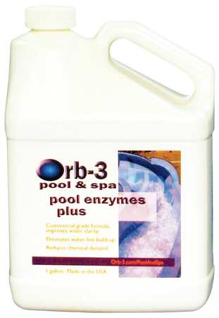 Concentrated Pool Enzymes, 1 gal.