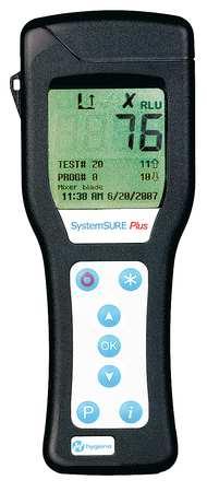 Hygiene Monitoring Meter, Multiline LCD