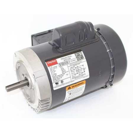 GP Mtr, CS, TEFC, 1/2 HP, 1140 rpm, 56C
