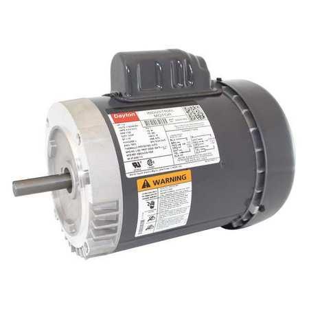GP Mtr, CS, TEFC, 1/2 HP, 1725 rpm, 56C