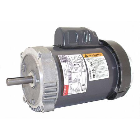 GP Mtr, CS, TEFC, 1/6 HP, 1140 rpm, 56C
