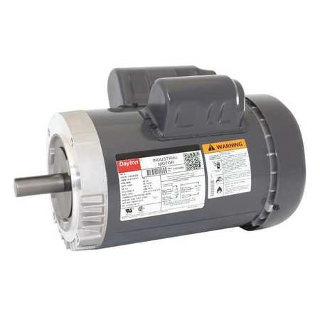 GP Mtr, CS-CR, TEFC, 2 HP, 3450 rpm, 143TC