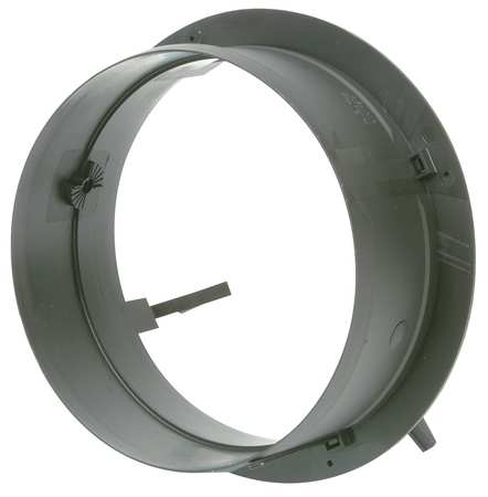 "Duct Start/Take Off Collar, 10"" Duct Dia"