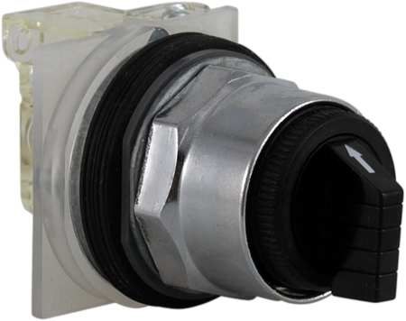 Non-Illum Selectr Swtch, 30mm, 2 Pos, Lever