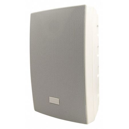 Speakers, White, 11 In., PK2