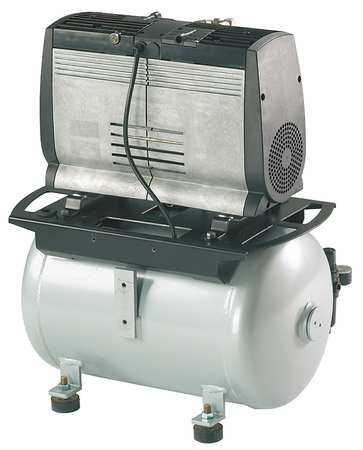 Electric Air Compressor, 2 HP, 120 PSI