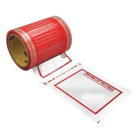 Packing List Envelope Roll, PK333