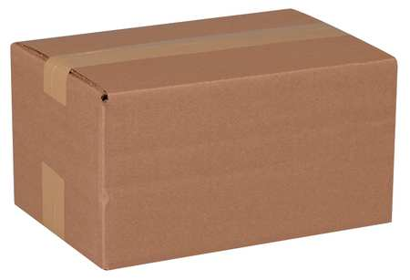 Multidepth Shipping Carton, BroDn, 6 In. D
