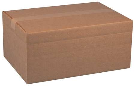 Multidepth Shipping Carton, Brown, 65 lb.
