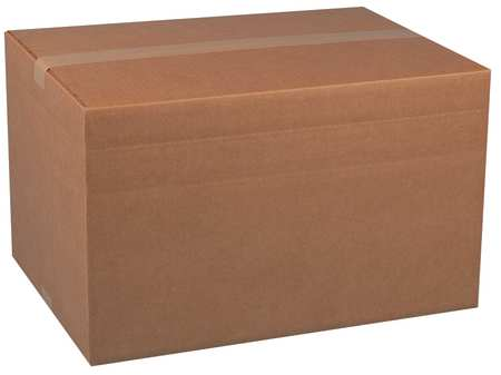 Multidepth Shipping Carton, Brown, Single