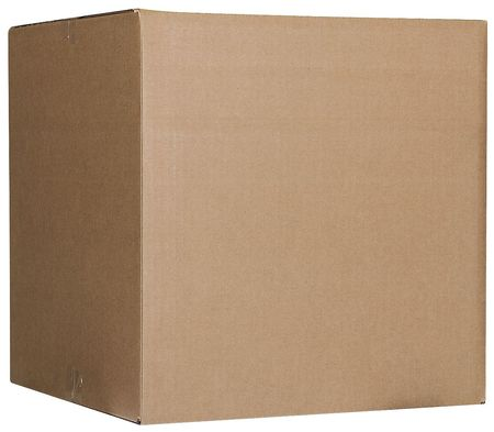 Shipping Carton, Brown, 23 In. L, 16 In. W,  Min. Qty 10