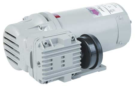 Piston Air Compressor, 1/3HP, 24VDCV