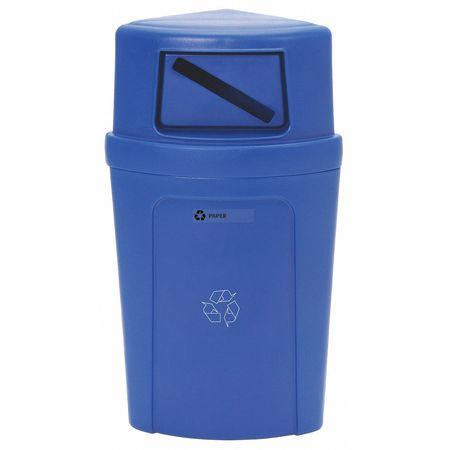 Recycling Containers And Recycling Tops