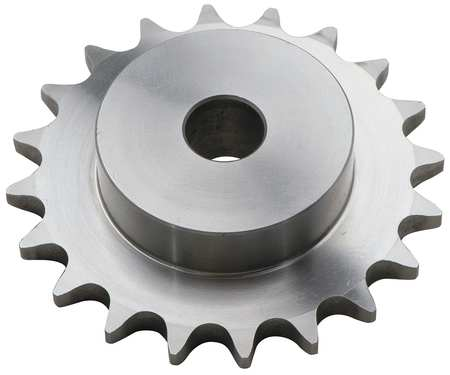 Sprocket, # 40, OD 6.660 In, SS