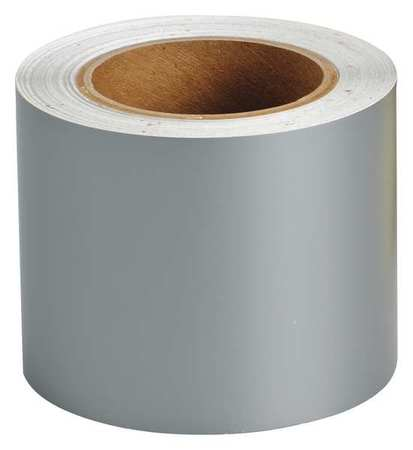 Banding Tape, Gray, 4 In. W