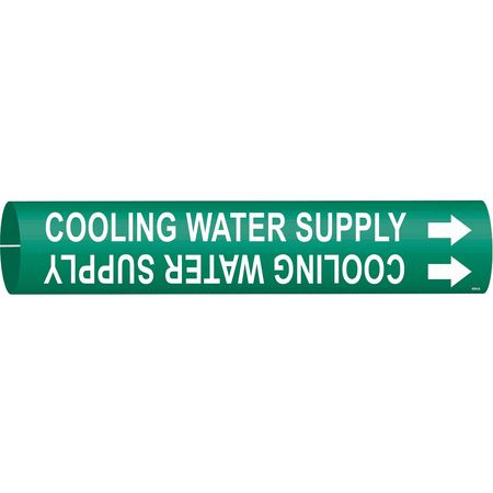 Pipe Mkr, Cooling Water Supply, 3/4to1-3/8