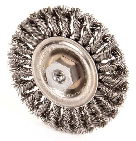 Grinder Wire Brushes Standard Twist Wheel Brushes
