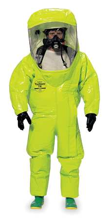 Encapsulated Suit, Tychem TK, XL
