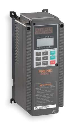 Variable Frequency Drive, 5 HP, 200-230V