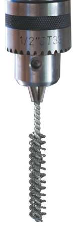 Flexible Cyl Hone, Bore Dia.3/4in, 170Grit