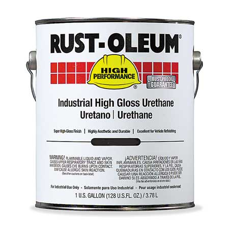 9400 Polyester Urethane, Clear, 1 gal.