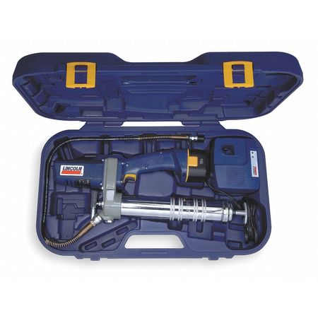 Grease Gun, Power Luber, 12 VDC, 6000 PSI