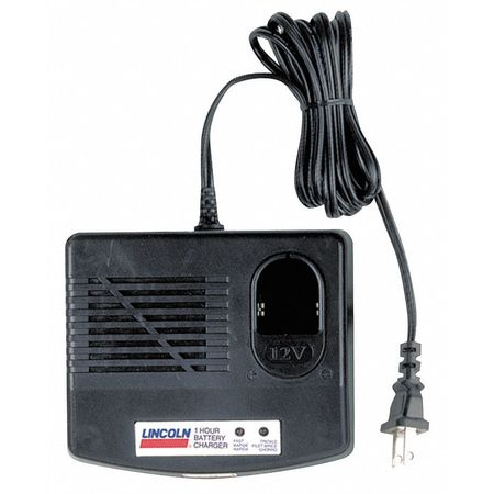 Battery Charger, For Use with PowerLuber
