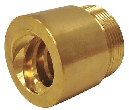 Acme Nut, Dia 1.25 In, 2 Turns Per Inch