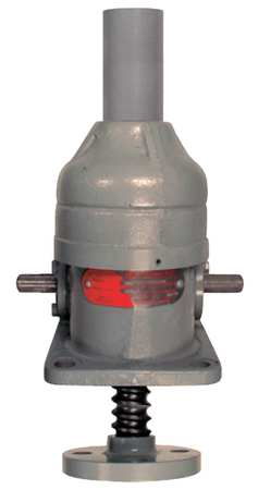 Actuator, 1 Ton, 6 In TVL