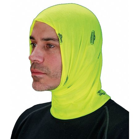 Multiband, Lime, Polyester, Universal