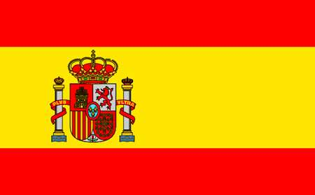 Spain Flag, 3x5 Ft, Nylon