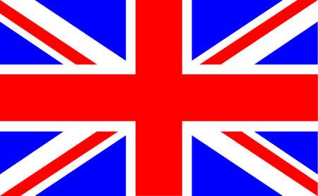 United Kingdom Flag, 4x6 Ft, Nylon