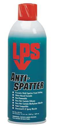 LPS Anti-Spatter, 13 oz., Aerosol Can