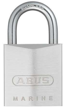 "Keyed Padlock, Different, 1-1/4""W"