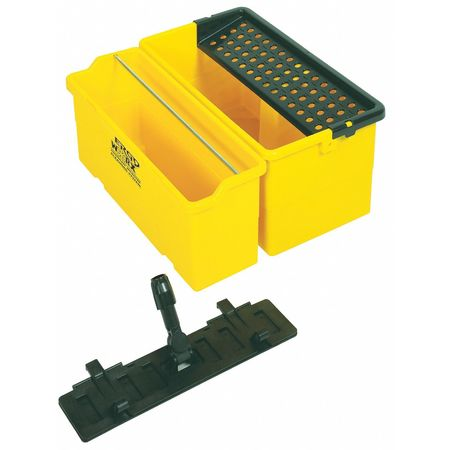 Mopping System, 5 gal., Yellow